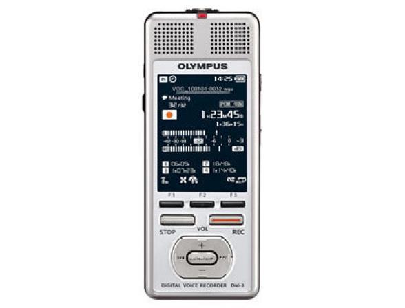 Диктофон Olympus DM-3 [N2283621]