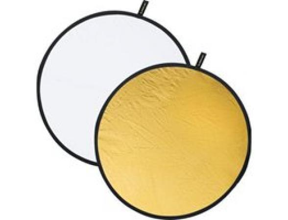 Отражатель FALCON EYES CFR-22G 2-в-1 Gold/White (56cm)