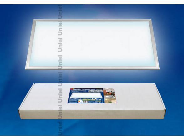 Светильник потолочный Uniel ULP-3060-40/DW SILVER