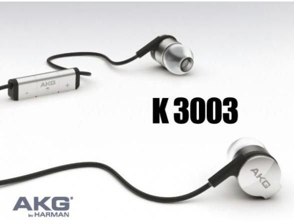 Наушники AKG K3003