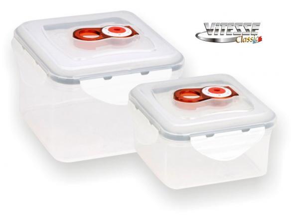 Набор  вакуумных контейнеров Vitesse VS-8704