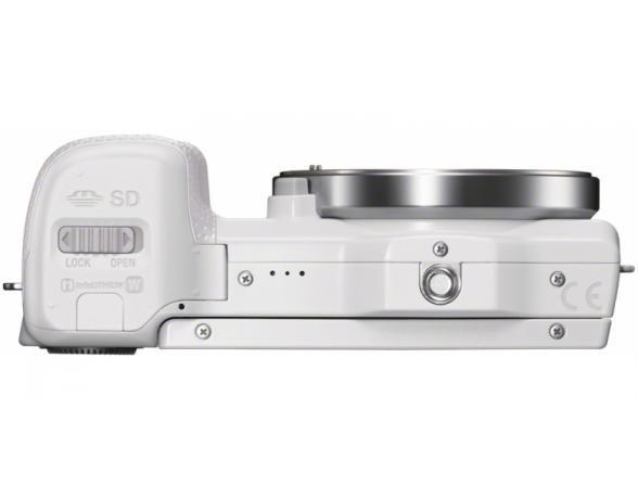 Цифровой фотоаппарат Sony Alpha NEX-5RK Kit 18-55 White*