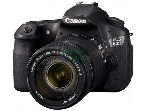 Зеркальный фотоаппарат Canon EOS 60D kit 18-135 IS