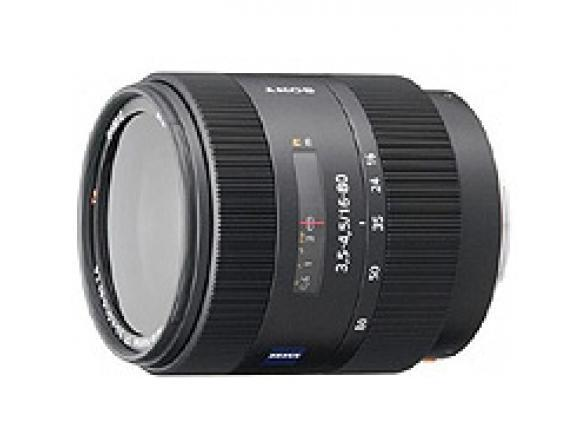 Объектив Sony Carl Zeiss Vario-Sonnar T*16-80mm f/3.5-4.5 ZA DT*