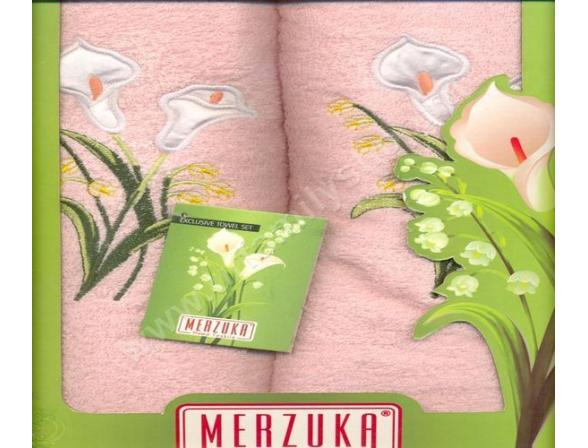Комплект полотенец FAKILI Zambak