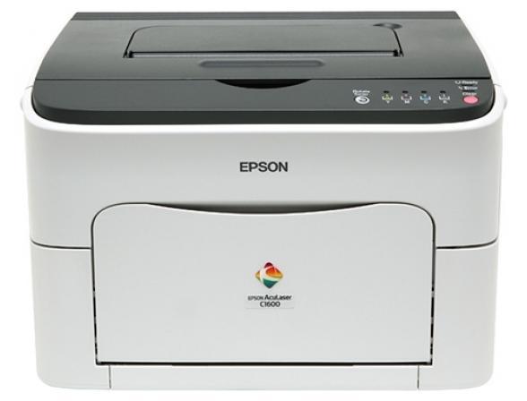 Принтер лазерный цветной Epson AcuLaser C1600