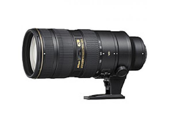 Объектив Nikon 70-200mm f/2.8G ED AF-S VR II Zoom-Nikkor