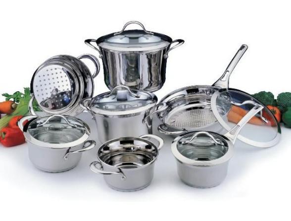 Набор посуды Berghoff Tulip 12 предметов 1112282