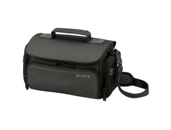 Чехол Sony LCS-U30 серый