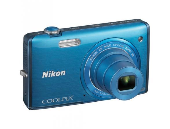 Цифровой фотоаппарат Nikon Coolpix S5200