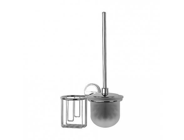 Комплект для туалета и держатель освежителя с крышкой FBS ELLEA ELL 058