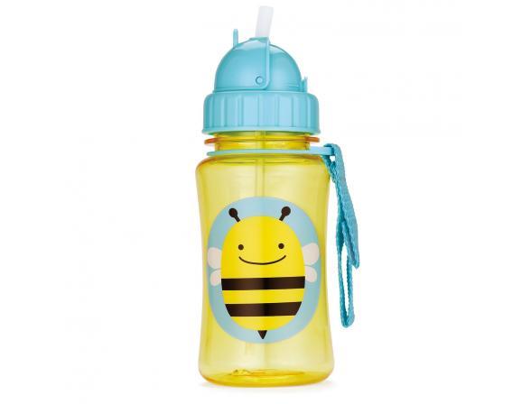 Детский поильник Skip Hop Zoo Straw Bottle