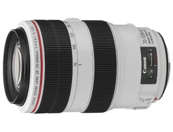 Объектив Canon EF 70-300 f/4-5.6L IS USM