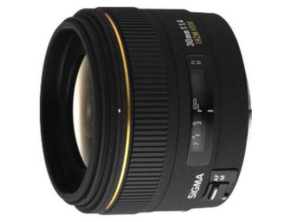 Объектив Sigma AF 30mm f/1.4 EX DC SONY