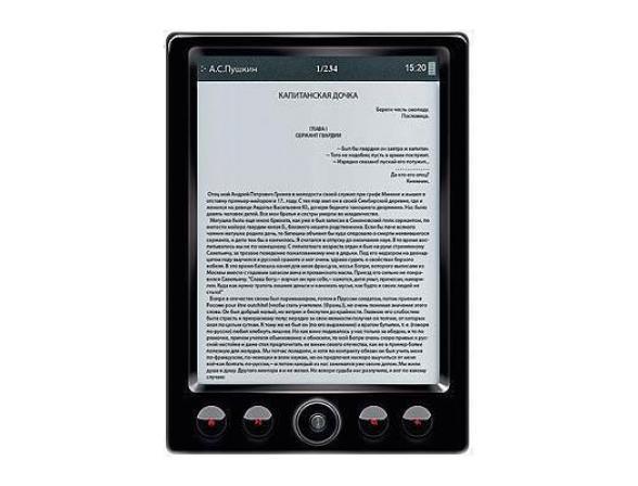 Электронная книга Explay TXT.Book.B62