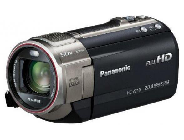 Видеокамера Panasonic HC-V710