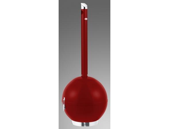 Пепqpdb SMOKER`S BOY Wesco SMOCKERS BOY 8 литров – красная