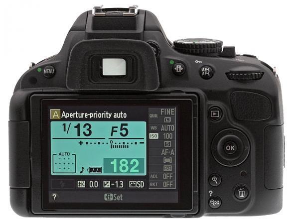 Зеркальный фотоаппарат Nikon D5100 Body