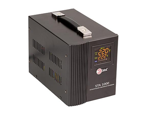 Стабилизатор ЭРА STA-1000 (4/72)