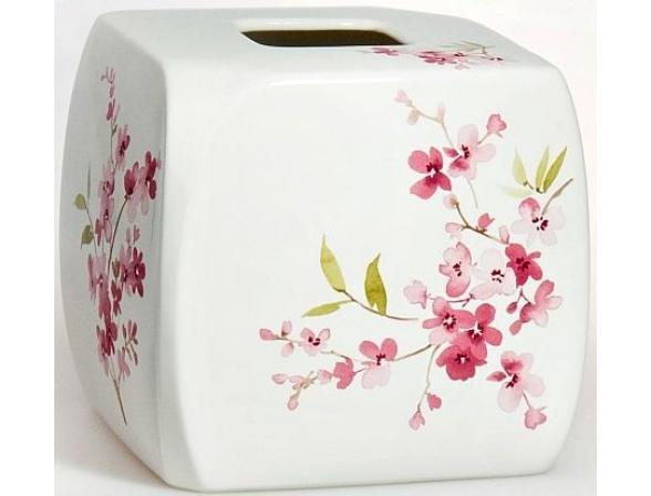 Бокс для салфеток CROSCILL Cherry Blossoms *