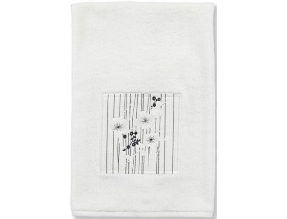 Полотенце банное Creative Bath Blossoms TE1046BWH*