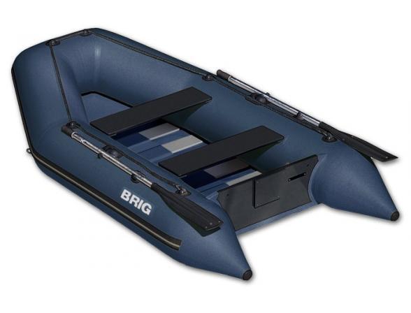 Лодка надувная BRIG D285S