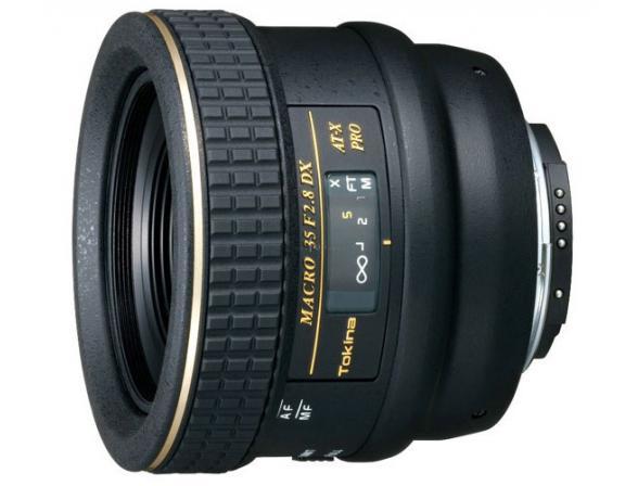 Объектив Tokina AT-X M35 PRO DX Canon EF*