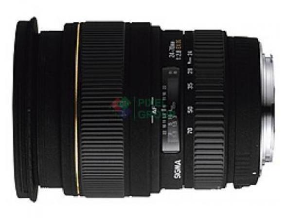 Объектив Sigma AF 70mm f/2.8 Macro EX DG NIKON