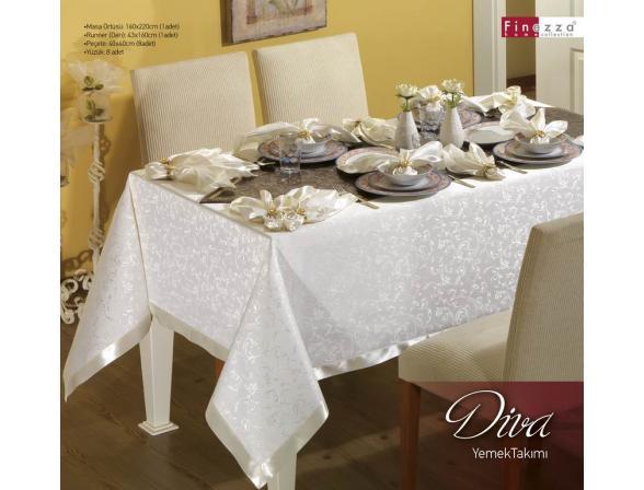 Кухонный набор ARYA Finezza 8 пр. 170х230 Diva