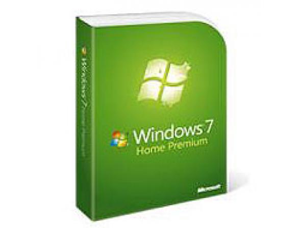 Операционная система Microsoft Windows 7 Home Basic 32-bit
