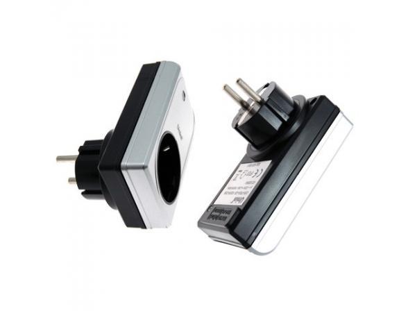 Пульт дистанционного управления светом Uniel USH-P005-G4-1000W-25M SILVER