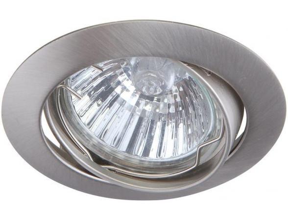 Светильник встраиваемый поворотный ARTELAMP Basic A2105PL-3SS