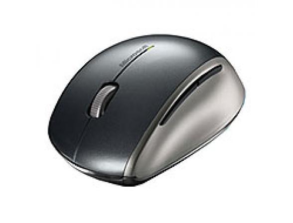 Мышь Microsoft Wireless Explorer Mini Mouse 5BA-00006 Black USB