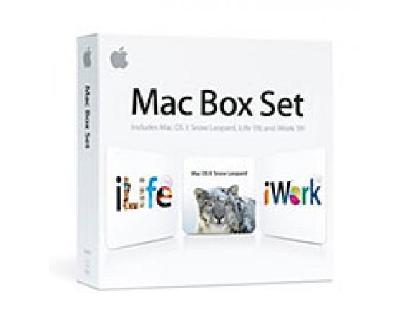ПО Apple MC210RS/A Mac Box Set Family Pack