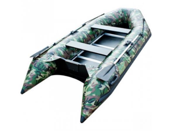 Лодка надувная JET! SYDNEY 370 PL