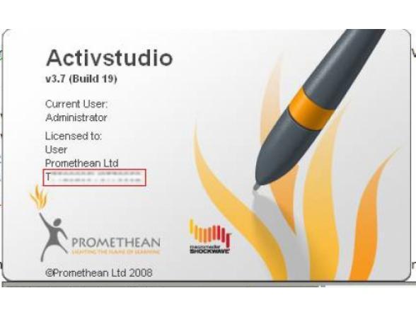 Программное обеспечение Promethean ACTIVstudio AS3EMFEPC