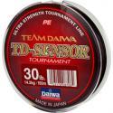 Леска плетеная Daiwa TD SENSOR TOURNAMENT 30 LB - 150 M / BLACK /