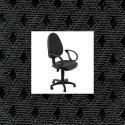 Кресло с подлокотниками BURO CH-360AXSN/#B