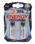 Батарейка ЭРА LR6-2BL (40/320/12800)