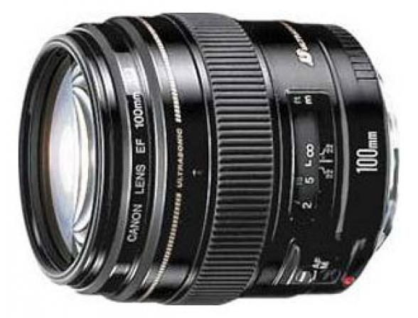 Объектив Canon EF 100 f/2 USM