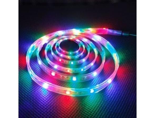 Светодиодная лента ЭРА 613788 LS5050-30LED-IP20-RGB (50/800)
