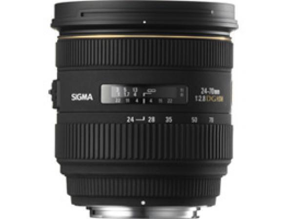 Объектив Sigma AF 24-70mm F2.8 IF EX DG HSM SONY