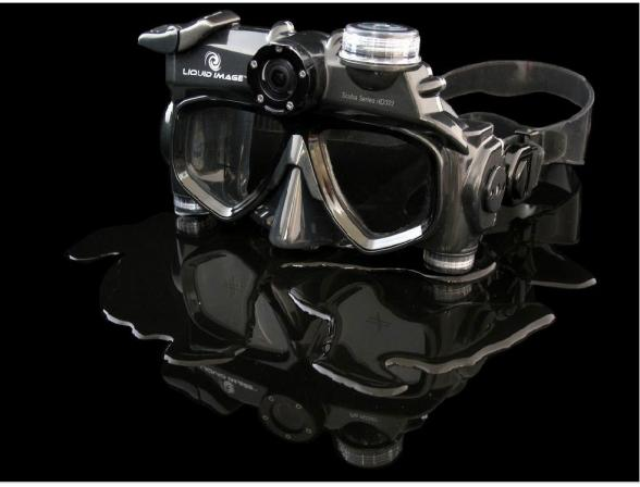 Видеомаска Liquid Image Scuba Series HD Wide Angle 322/323