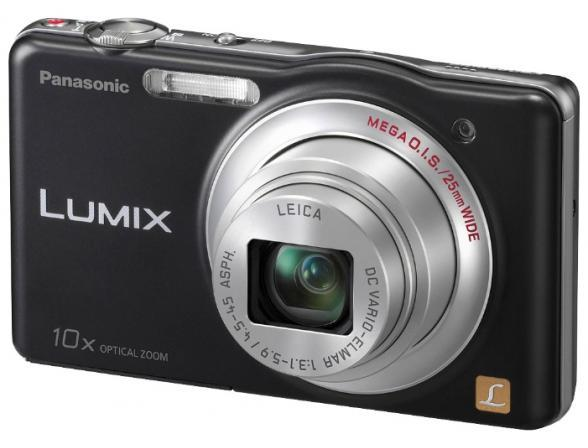 Цифровой фотоаппарат Panasonic Lumix DMC-SZ1