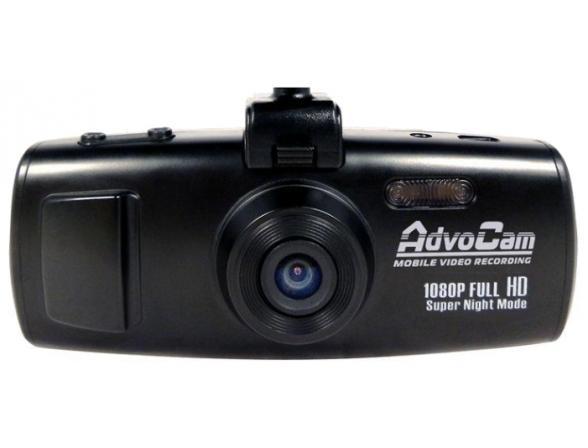 Профессиональный автомобильный видеорегистратор ADVOCAM FD5 с GPS