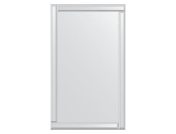 Зеркало с зеркальным обрамлением EVOFORM Style (60х100 см) BY 0807