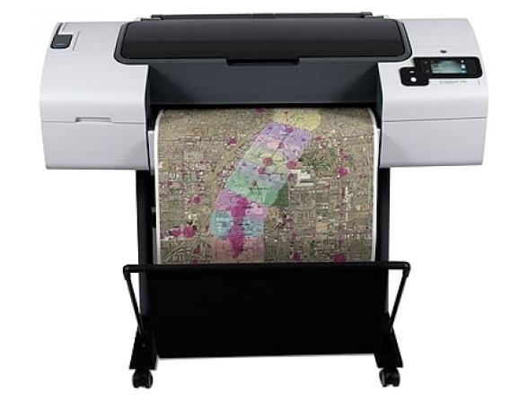 Плоттер HP Designjet T790 610 mm (CR647A)
