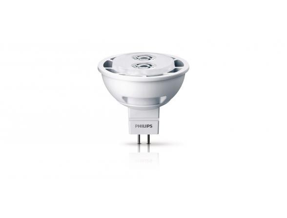 Лампа светодиодная Philips 192800 LED 20W GU5.3 WW 12V MR16 36D ND/4