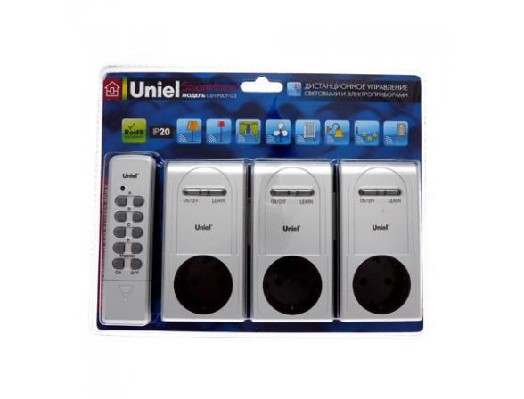 Пульт дистанционного управления светом Uniel USH-P009-G3-3600W-25M WHITE