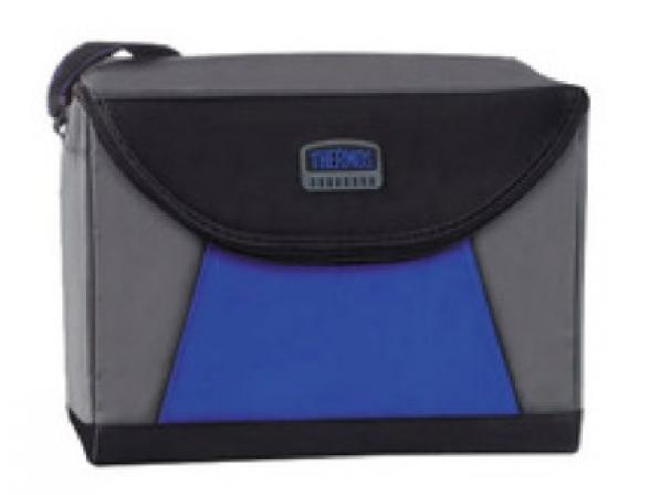 Сумка-холодильник Thermos Geo Trek  Quick Access 48 Can Blue